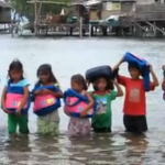 "video grab from FB page of ""Zamboanga Funds for Little Kids"""