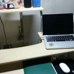 My new work area